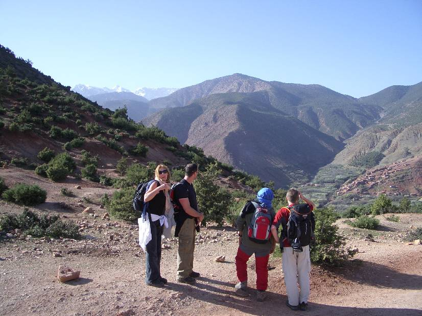 MOUNT TOUBKAL GRAND TOURS TREKKING 8 DAYS