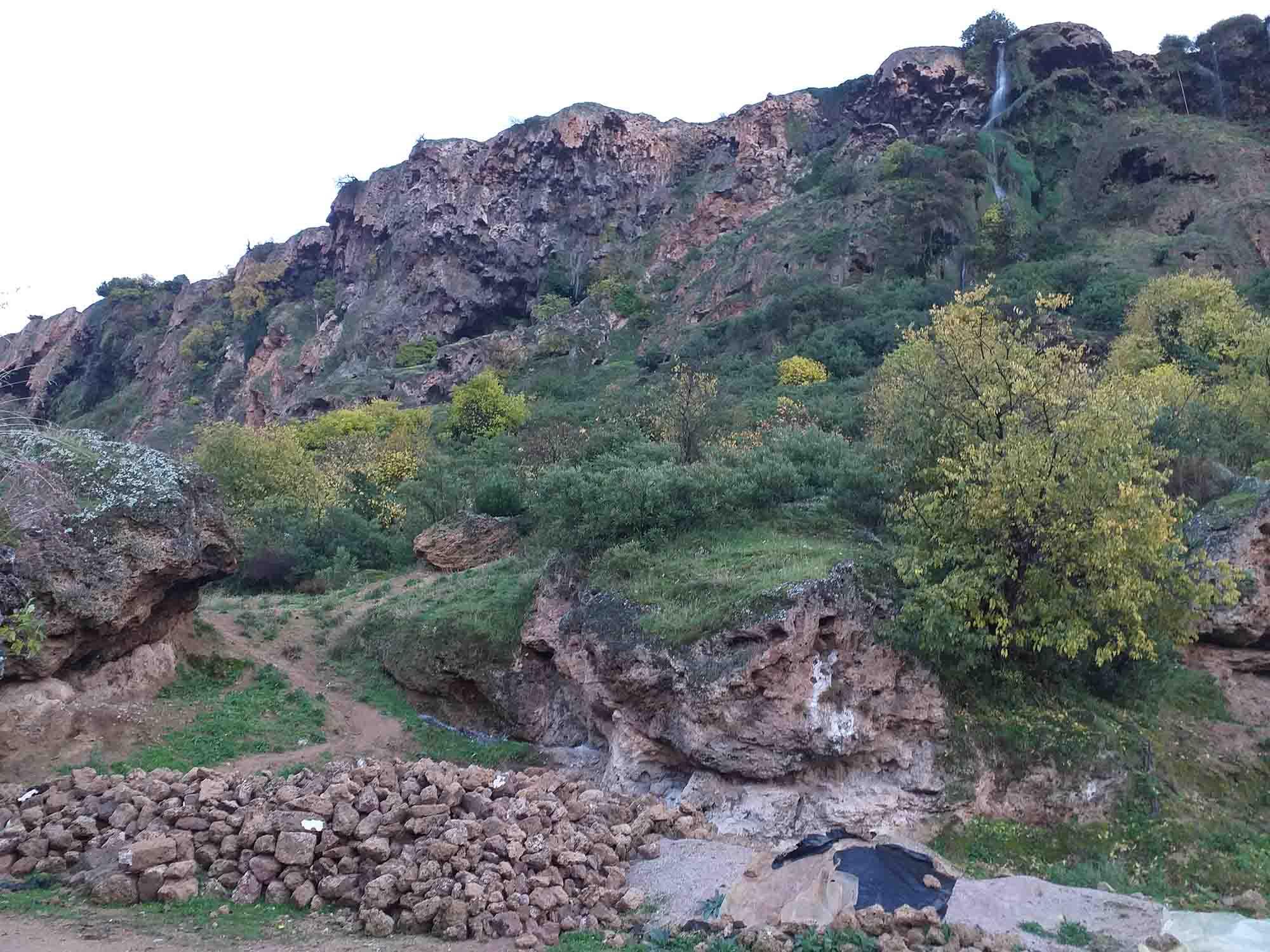 MOYEN ATLAS CIRCULAR OF OUM RABIA VALLEY